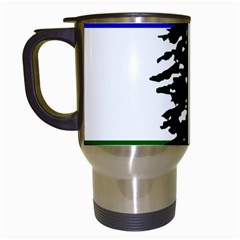 Flag 0f Cascadia Travel Mugs (white) by abbeyz71
