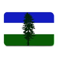 Flag 0f Cascadia Plate Mats by abbeyz71