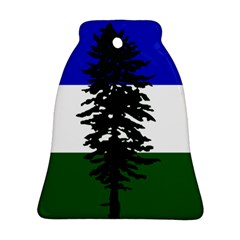 Flag 0f Cascadia Ornament (bell) by abbeyz71