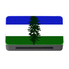 Flag 0f Cascadia Memory Card Reader With Cf by abbeyz71