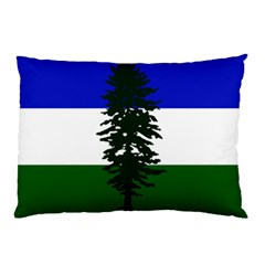 Flag 0f Cascadia Pillow Case (two Sides) by abbeyz71