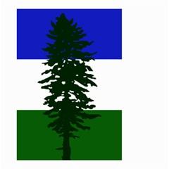 Flag 0f Cascadia Small Garden Flag (two Sides) by abbeyz71