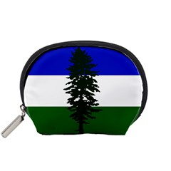 Flag 0f Cascadia Accessory Pouches (small)  by abbeyz71