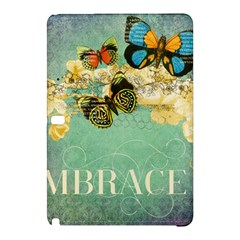 Embrace Shabby Chic Collage Samsung Galaxy Tab Pro 12 2 Hardshell Case by 8fugoso