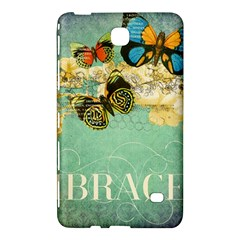 Embrace Shabby Chic Collage Samsung Galaxy Tab 4 (7 ) Hardshell Case  by 8fugoso