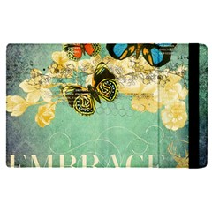 Embrace Shabby Chic Collage Apple Ipad Pro 12 9   Flip Case by 8fugoso