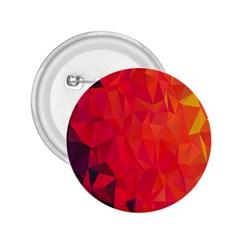 Triangle Geometric Mosaic Pattern 2 25  Buttons by Nexatart