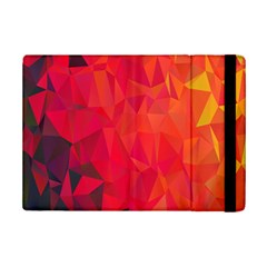 Triangle Geometric Mosaic Pattern Ipad Mini 2 Flip Cases