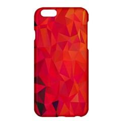 Triangle Geometric Mosaic Pattern Apple Iphone 6 Plus/6s Plus Hardshell Case by Nexatart