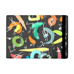 Repetition Seamless Child Sketch Ipad Mini 2 Flip Cases