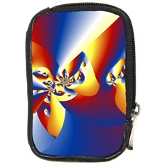 Mandelbrot Math Fractal Pattern Compact Camera Cases by Nexatart