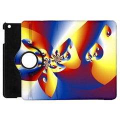 Mandelbrot Math Fractal Pattern Apple Ipad Mini Flip 360 Case