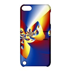 Mandelbrot Math Fractal Pattern Apple Ipod Touch 5 Hardshell Case With Stand