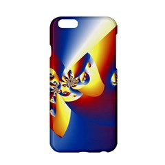 Mandelbrot Math Fractal Pattern Apple Iphone 6/6s Hardshell Case by Nexatart