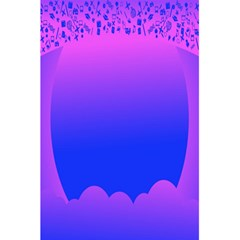 Abstract Bright Color 5 5  X 8 5  Notebooks
