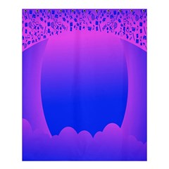 Abstract Bright Color Shower Curtain 60  X 72  (medium)  by Nexatart