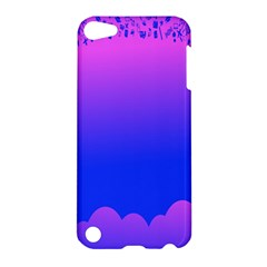 Abstract Bright Color Apple Ipod Touch 5 Hardshell Case