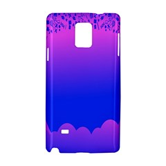 Abstract Bright Color Samsung Galaxy Note 4 Hardshell Case