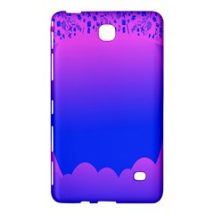 Abstract Bright Color Samsung Galaxy Tab 4 (8 ) Hardshell Case