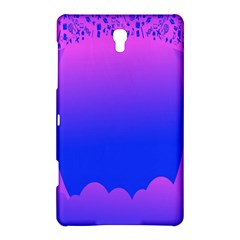 Abstract Bright Color Samsung Galaxy Tab S (8 4 ) Hardshell Case