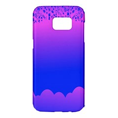 Abstract Bright Color Samsung Galaxy S7 Edge Hardshell Case