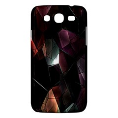 Crystals Background Design Luxury Samsung Galaxy Mega 5 8 I9152 Hardshell Case