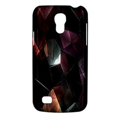 Crystals Background Design Luxury Galaxy S4 Mini