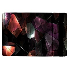 Crystals Background Design Luxury Ipad Air Flip