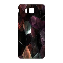 Crystals Background Design Luxury Samsung Galaxy Alpha Hardshell Back Case