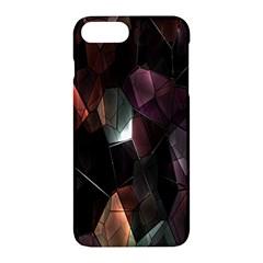 Crystals Background Design Luxury Apple Iphone 7 Plus Hardshell Case