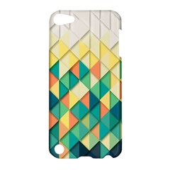 Background Geometric Triangle Apple Ipod Touch 5 Hardshell Case
