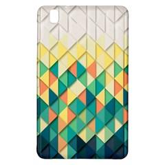 Background Geometric Triangle Samsung Galaxy Tab Pro 8 4 Hardshell Case