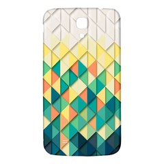 Background Geometric Triangle Samsung Galaxy Mega I9200 Hardshell Back Case
