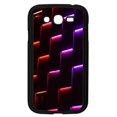 Mode Background Abstract Texture Samsung Galaxy Grand Duos I9082 Case (black)