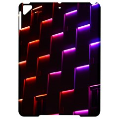 Mode Background Abstract Texture Apple Ipad Pro 9 7   Hardshell Case