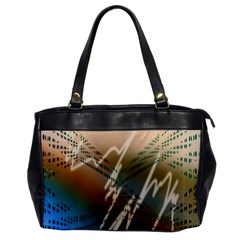 Pop Art Edit Artistic Wallpaper Office Handbags