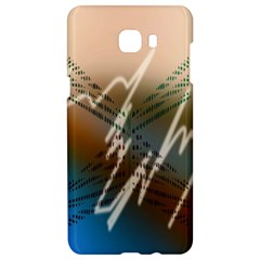 Pop Art Edit Artistic Wallpaper Samsung C9 Pro Hardshell Case