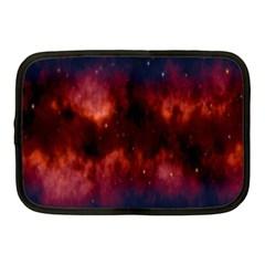 Astronomy Space Galaxy Fog Netbook Case (medium)