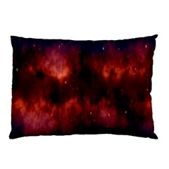 Astronomy Space Galaxy Fog Pillow Case