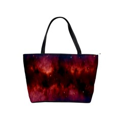 Astronomy Space Galaxy Fog Shoulder Handbags