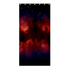 Astronomy Space Galaxy Fog Shower Curtain 36  X 72  (stall)  by Nexatart