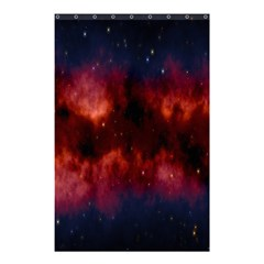 Astronomy Space Galaxy Fog Shower Curtain 48  X 72  (small)  by Nexatart