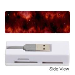 Astronomy Space Galaxy Fog Memory Card Reader (stick)  by Nexatart