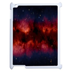 Astronomy Space Galaxy Fog Apple Ipad 2 Case (white)