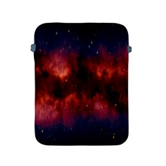 Astronomy Space Galaxy Fog Apple Ipad 2/3/4 Protective Soft Cases by Nexatart
