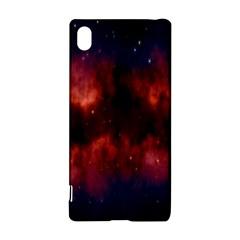 Astronomy Space Galaxy Fog Sony Xperia Z3+