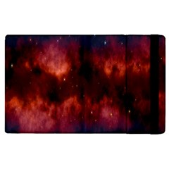 Astronomy Space Galaxy Fog Apple Ipad Pro 12 9   Flip Case by Nexatart