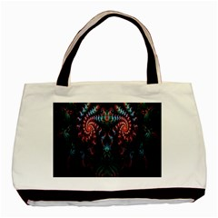 Abstract Background Texture Pattern Basic Tote Bag (two Sides) by Nexatart