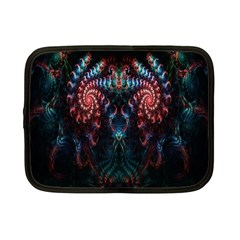 Abstract Background Texture Pattern Netbook Case (small)
