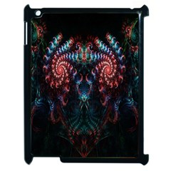 Abstract Background Texture Pattern Apple Ipad 2 Case (black)